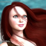 Red hair by Alia