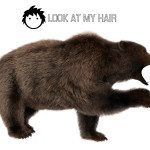 Grizzly fur preset available!