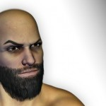 Michael 5: beard test