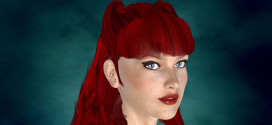 A new Look At My Hair preset from Alia shared with community!