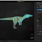 DinoRaul's Velociraptor fur preset by Luca Massini