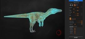 DinoRaul's Velociraptor fur preset by Luca Massini