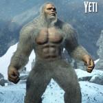 Sasquatch/Yeti Rawart figure in store!